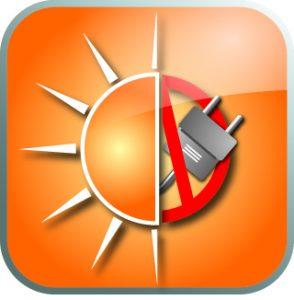 Solar Shutter 100% Solar