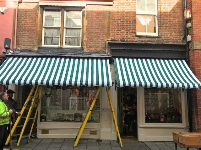 Awning Recover Oxford After