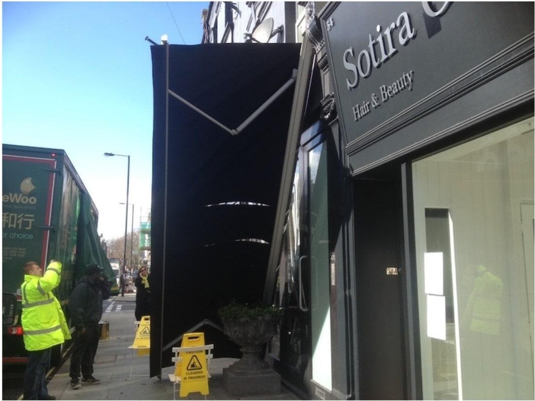 Awning Repair London SBI Ltd