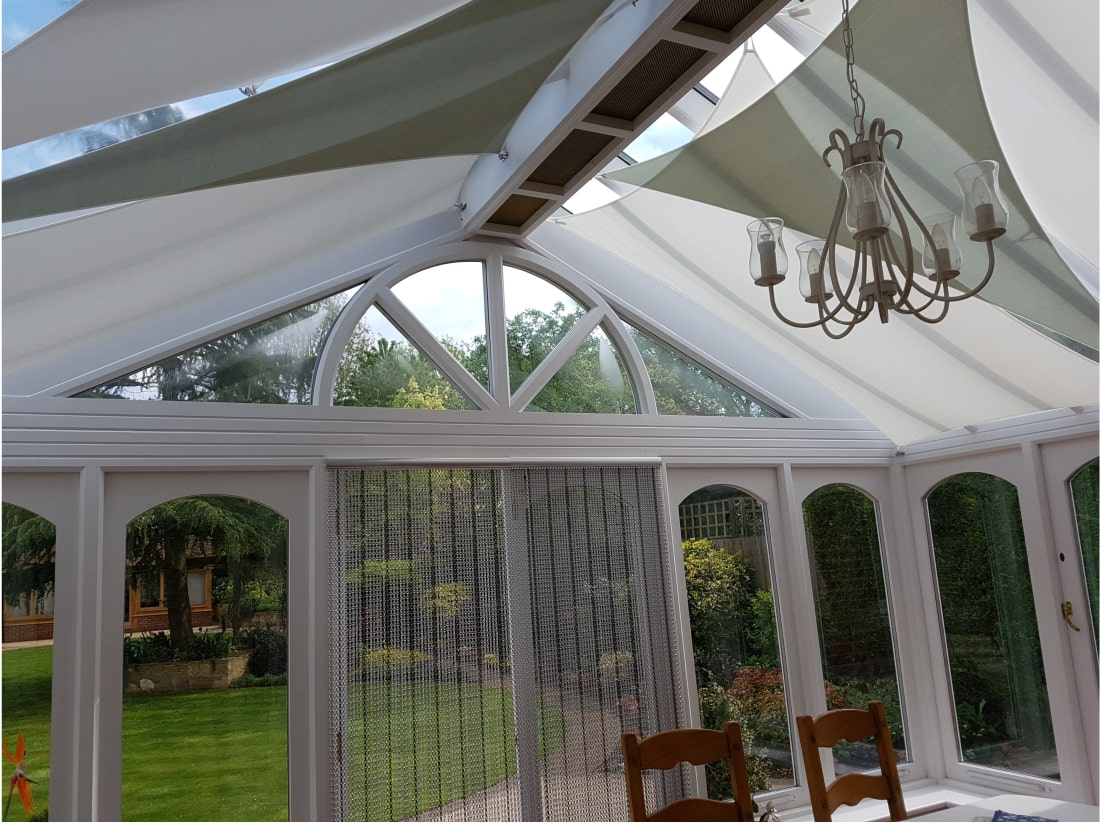 Conservatory Sails Blinds Bromley Kent