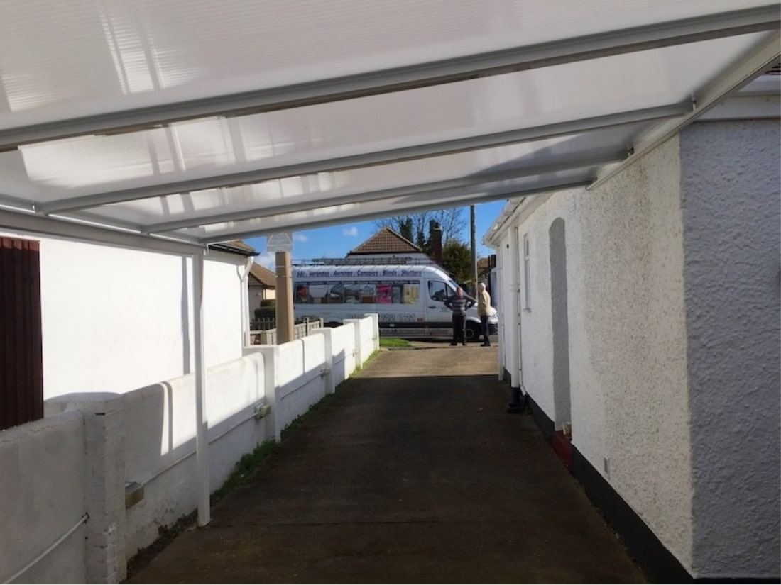 Carports SBI simplicity 16 Whitstable Kent