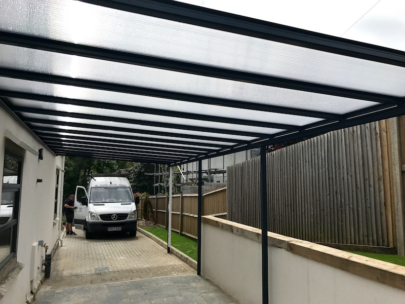 SBI Carport Repair