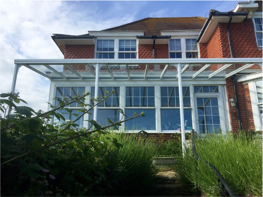 Glass Veranda Hove West Sussex
