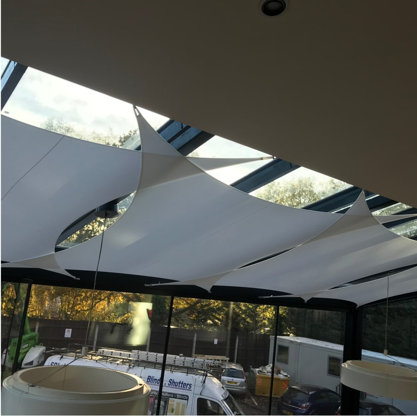 Sail Blinds Guildford Surrey After