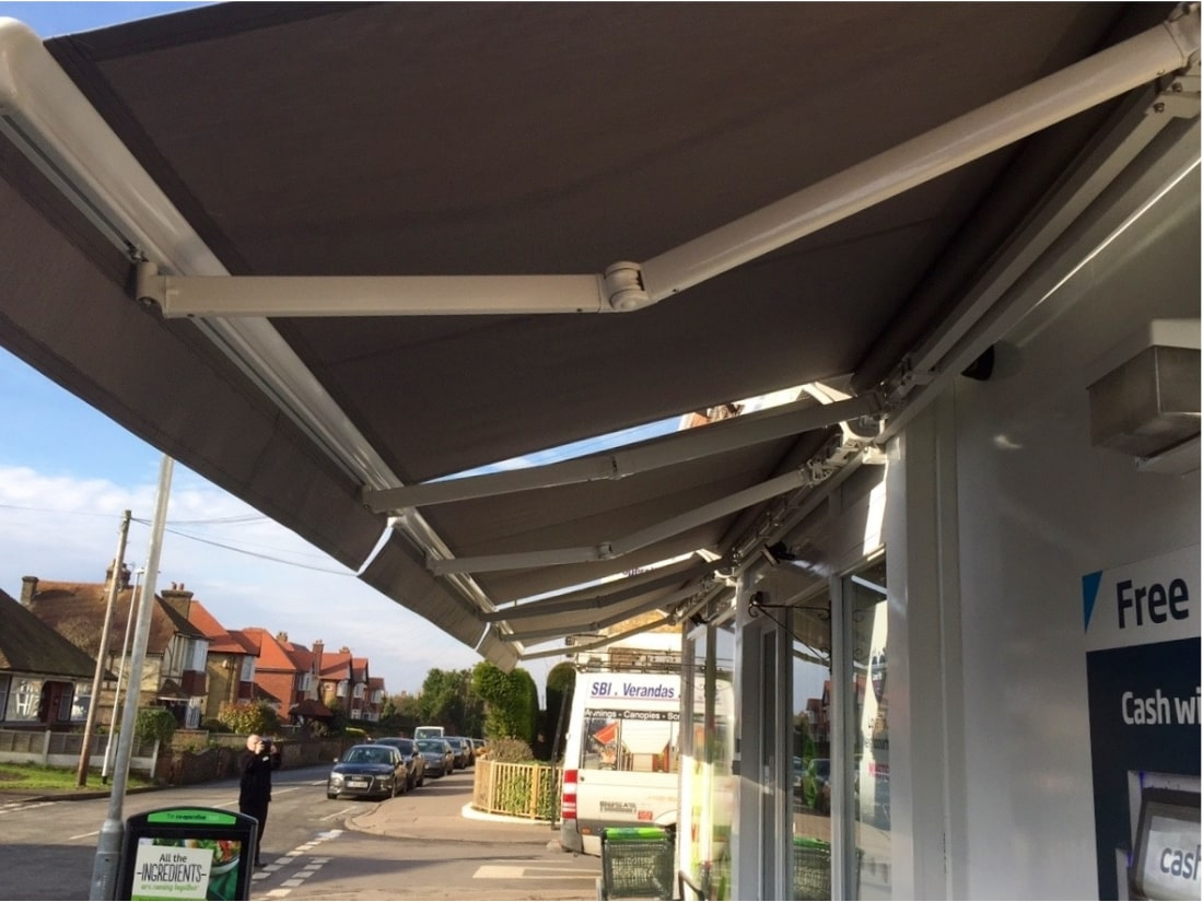 Commercial Awning Minster Kent