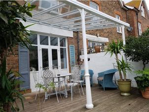 Glass Veranda Bexhill On Sea East Sussex