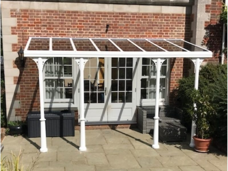 Glass Veranda High Wycombe Buckinghamshire