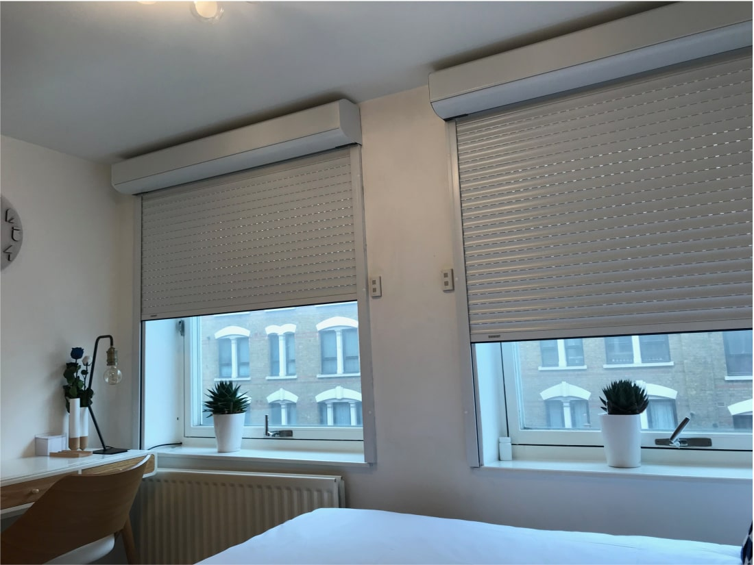 Roller Shutters Westminster London