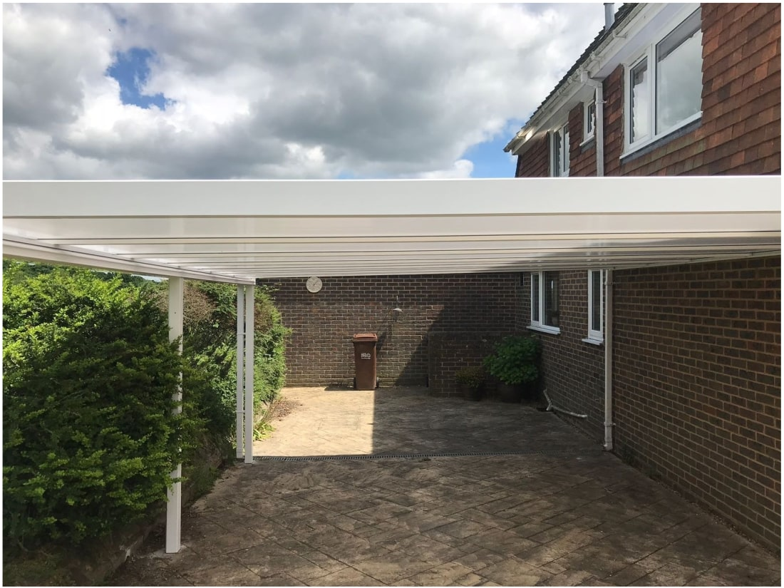 Large Carport East Sussex