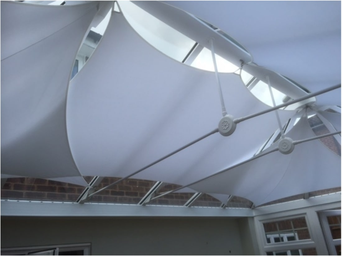 Conservatory Sail Blinds Tonbridge Kent