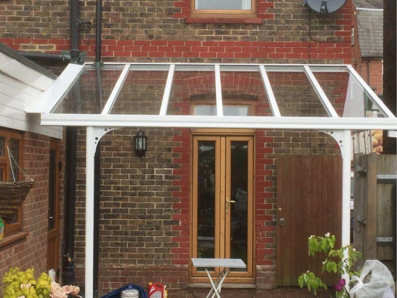 Elegant Glass Veranda Heathfield East Sussex