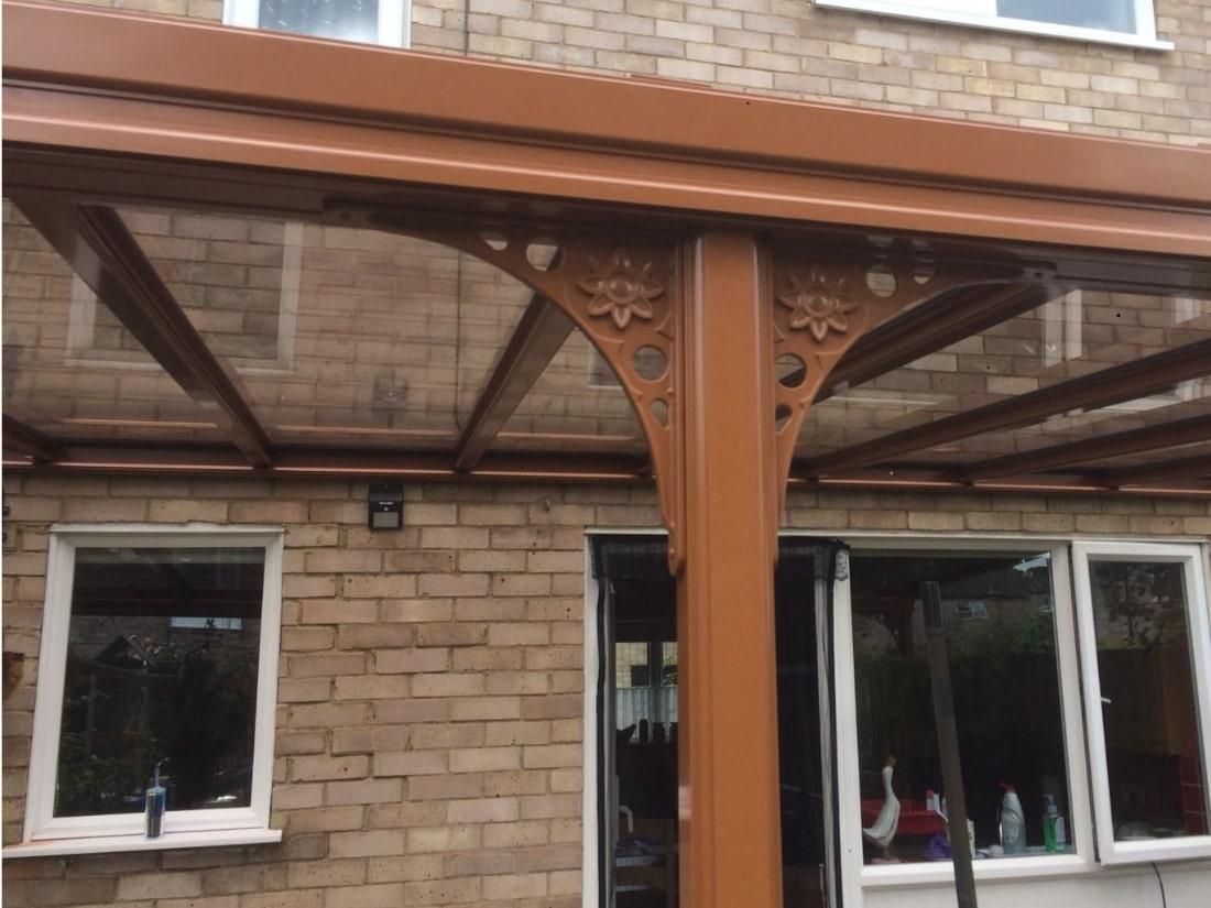 Victorian Glass Veranda Bretton Peterborough 3