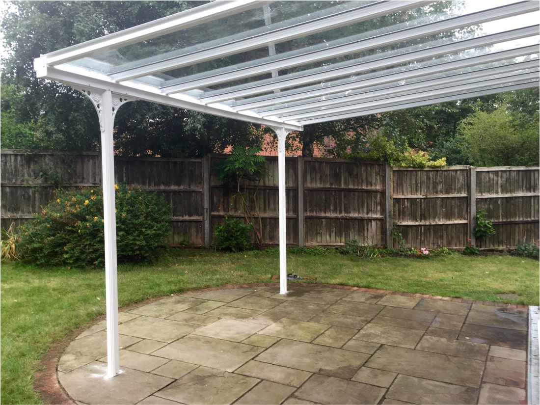 Glass Veranda Wokingham Berkshire