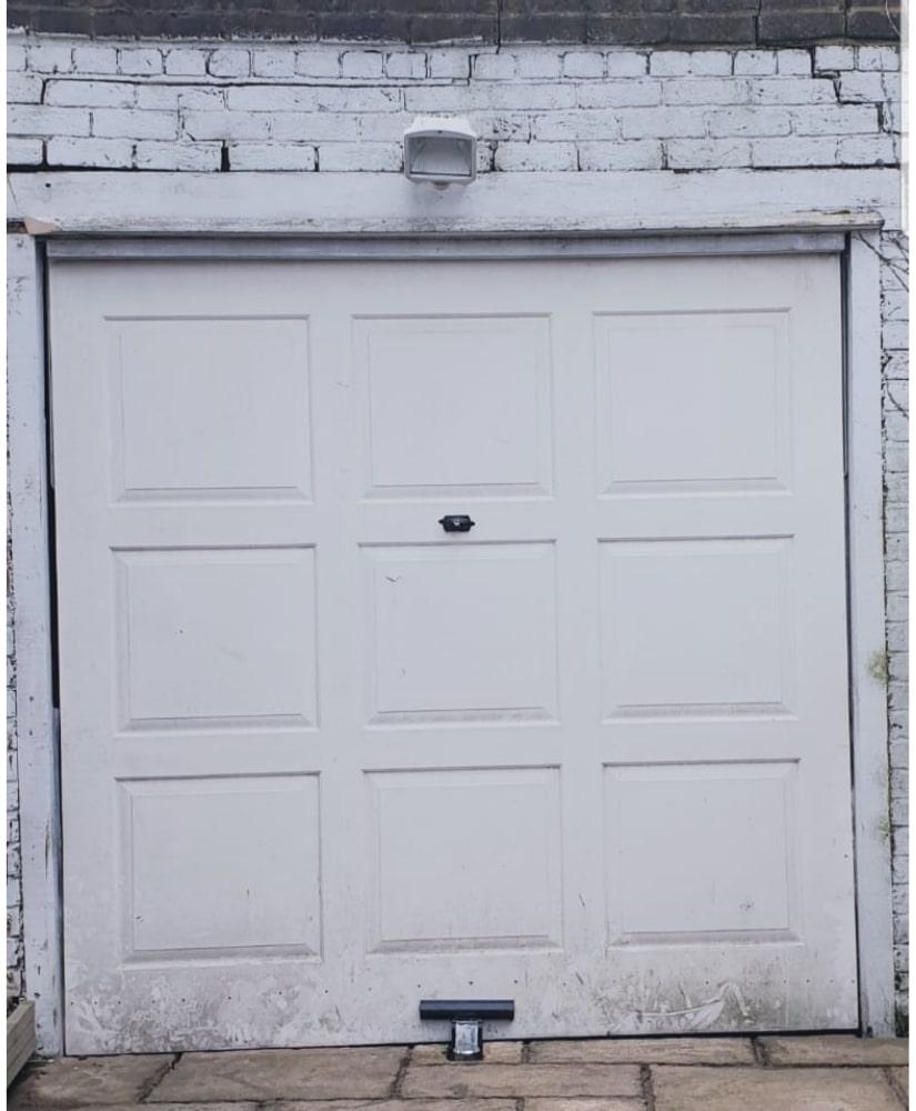Roller Garage Door Chislehurst Kent