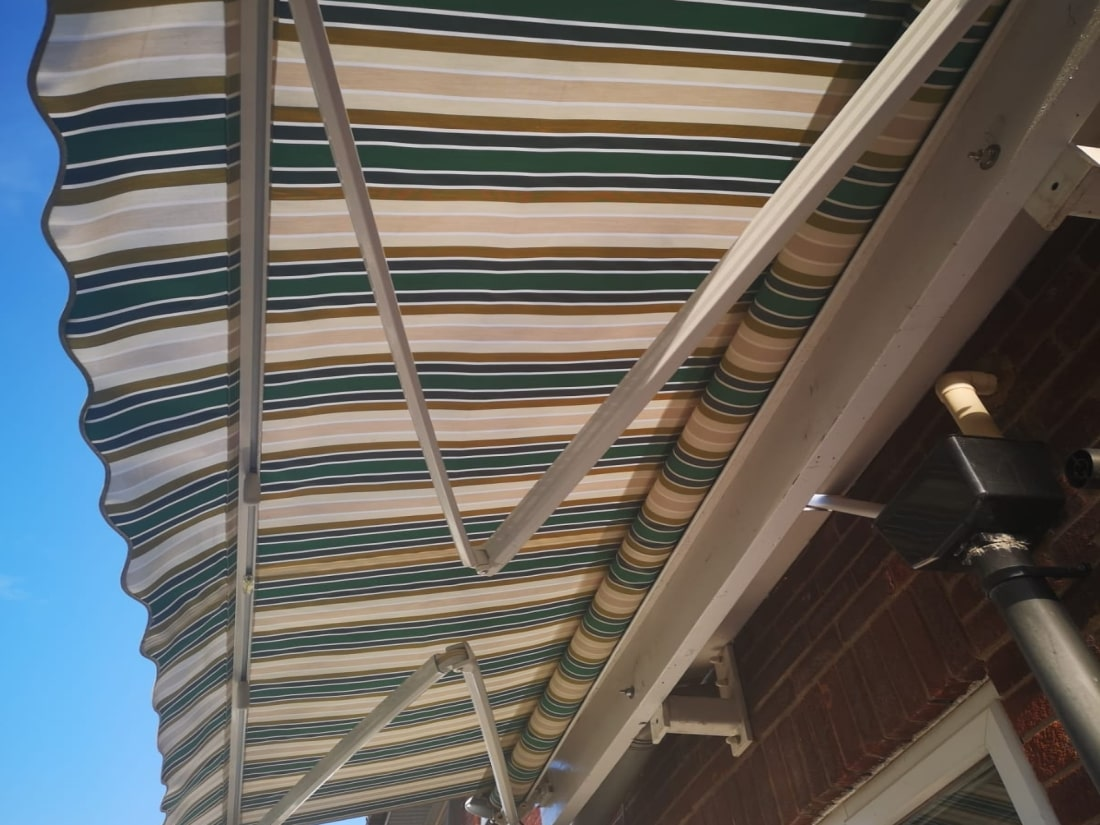 Patio Awning Bristol