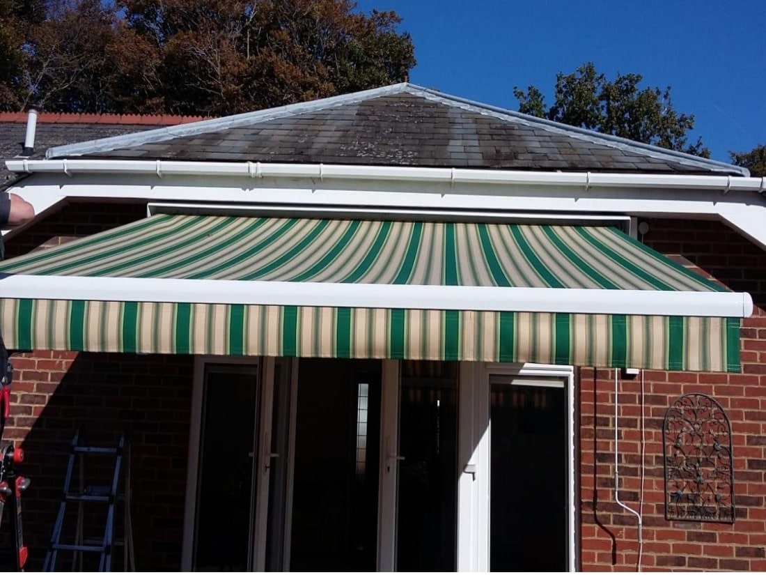 Remote Control Awning After