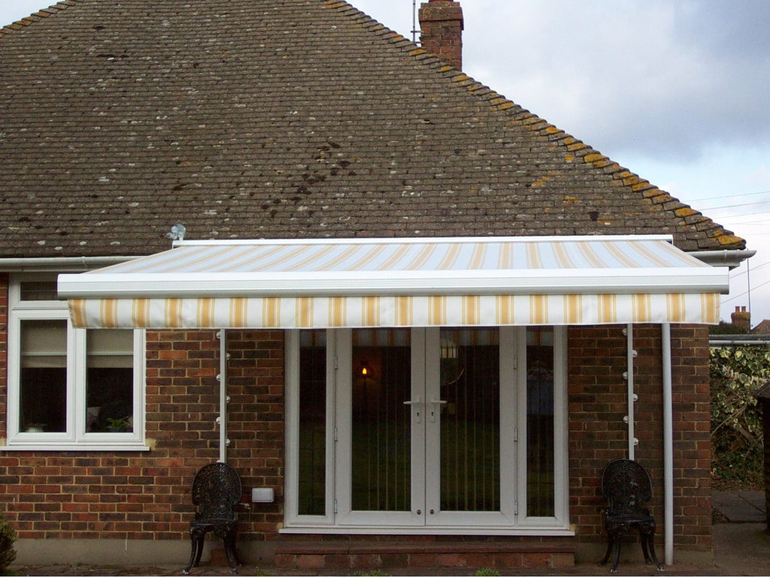 Weinor Awning Battle East Sussex