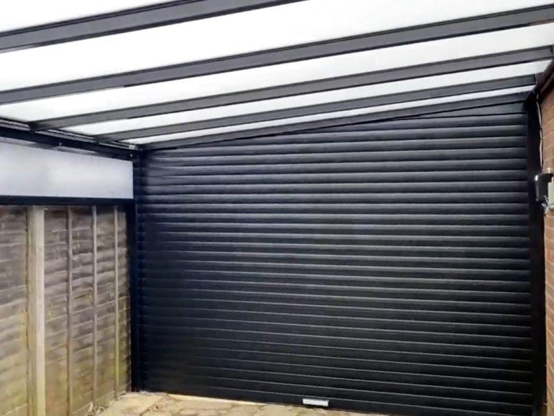 Carport and Garage Door