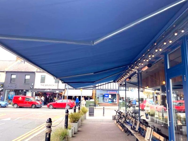 Weinor Topas Awning Leigh On Sea Essex After