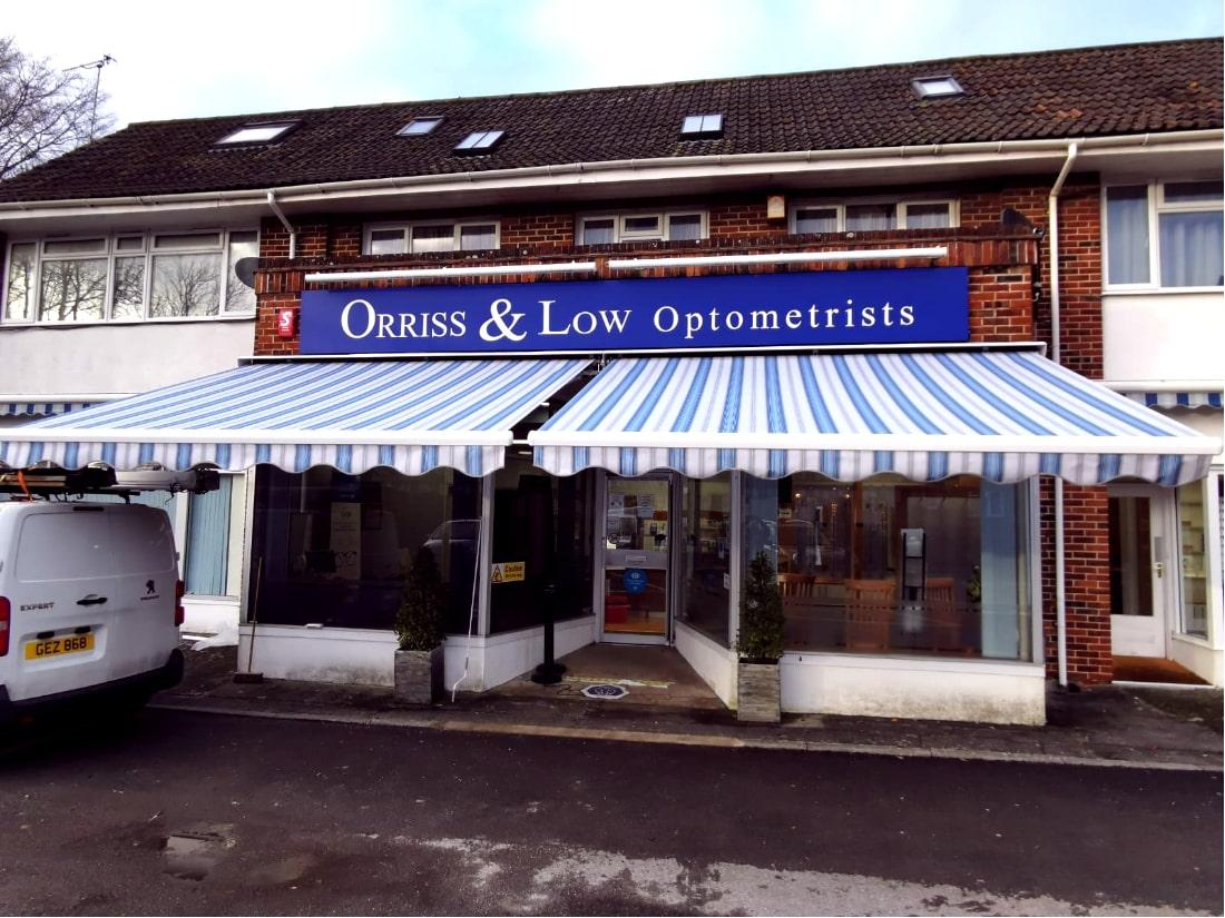 Shop Awnings Winscombe Bristol
