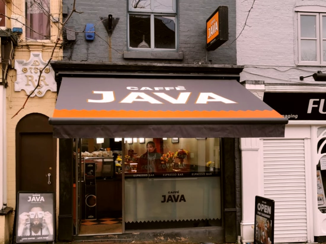 Commercial Awning Lights Newcastle under Lyme