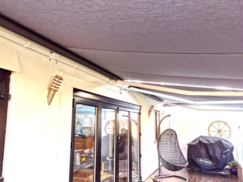 Weinor Topas Awnings West Cliff On Sea Essex